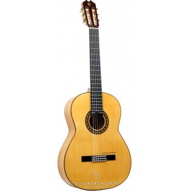 Prudencio Saez 1-FP (22) Flamenco-Gitarre