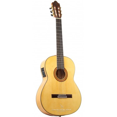 Camps CE500S Electroacoustic Flamenco Guitar