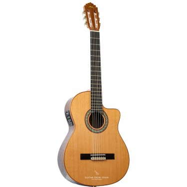 Manuel Rodriguez C1S CUT Guitare classique Cutaway