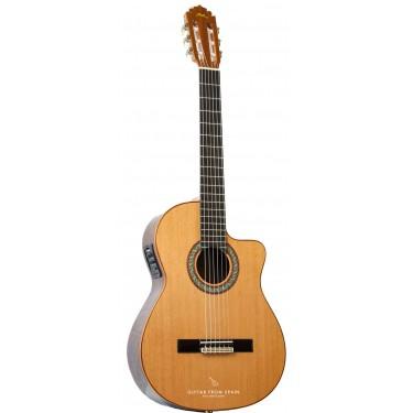 Manuel Rodriguez C1S CUT Guitarra clásica Cutaway