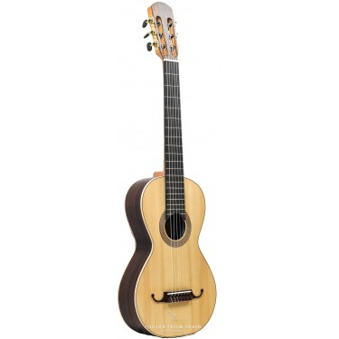 Raimundo Romantica 1900 guitare romantique avec étui