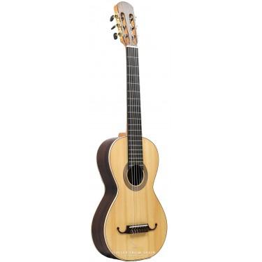 Raimundo Romantica 1900 Romantische Gitarre mit Gitarrenkoffer