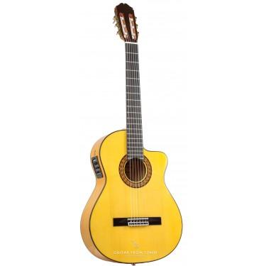 Raimundo 646E Electro acoustic Flamenco Guitar