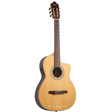 Camps CW1 Guitarra clásica electrificada
