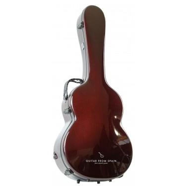 Alhambra 9558 étui de guitare en fibre de carbone