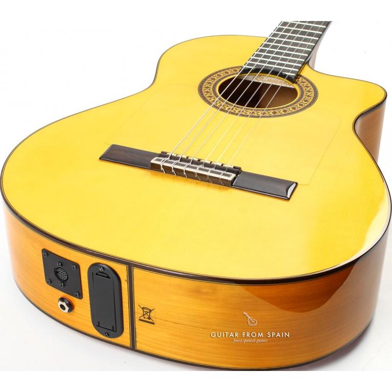 Flamenco Guitar Raimundo 646 Midi For Sale