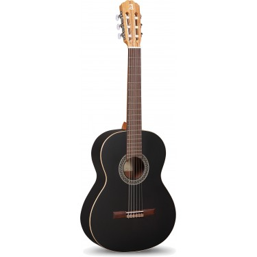 Alhambra 1C Black Satin Classical Guitar