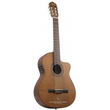 Manuel Rodriguez C12 CUT VINTAGE guitare classique électro
