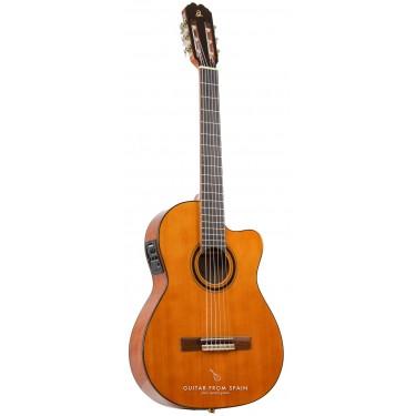 Admira MALAGA ECT CONSERVATORIO Klassische Gitarre Elektro