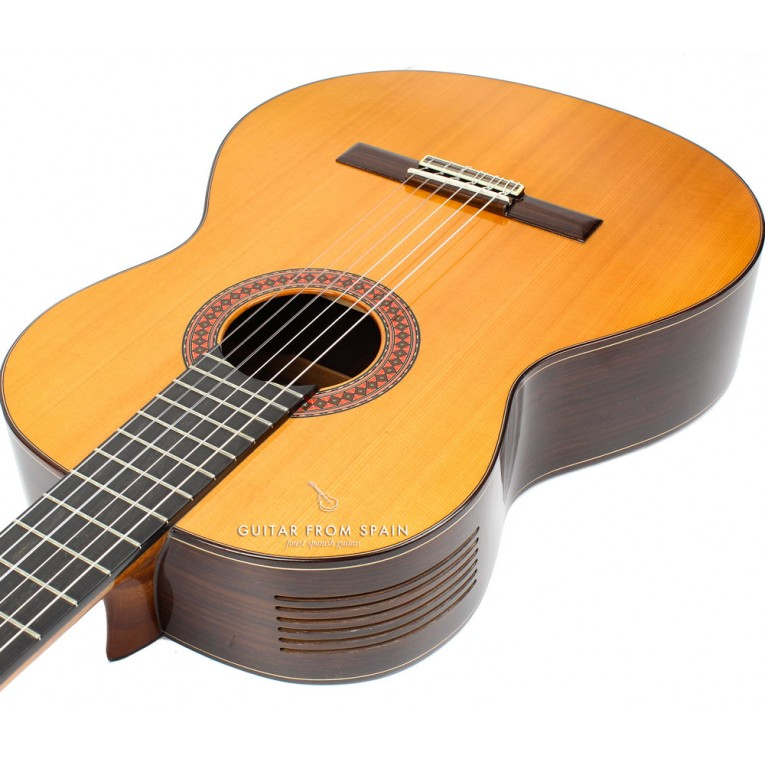 6a0c434d17 ... Alhambra LR5 PT Classical Guitar LR5PT Concert Classical ...