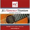 Royal Classics FLT30 Flamenco Titanium guitar strings - Tensión Fuerte
