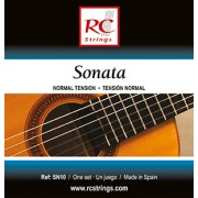 Royal Classics Sonata cordes de guitare classique - Tension Normale