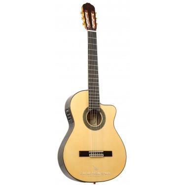 Raimundo 631E Elektro Klassische Gitarre