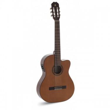Admira MALAGA EC CONSERVATORIO Electro-Klassische Gitarre