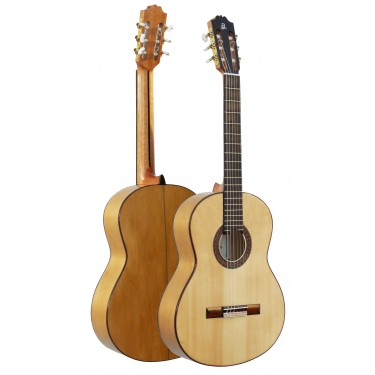 Admira F4 EF Electro-Flamenco Gitarre