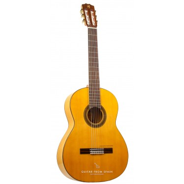 Prudencio Saez 1-FL (15) Flamenco-Gitarre