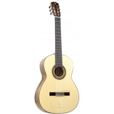 Prudencio Saez 3-FL (37) Flamenco Gitarre