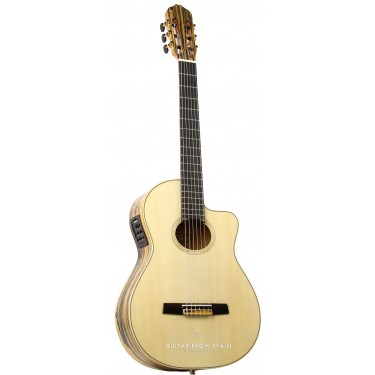 Raimundo 633E Guitarra Electro Clásica