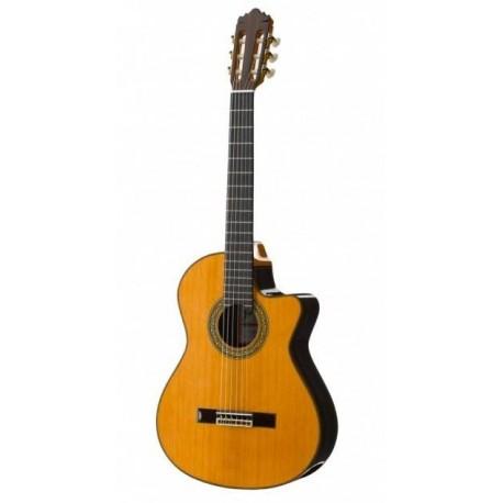 ramirez 4ncwe midi guitare classique meilleur prix pour. Black Bedroom Furniture Sets. Home Design Ideas