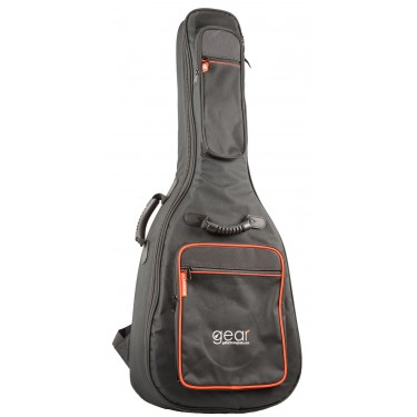 GEAR 2 by Armour. Classical guitar bag 25mm padding
