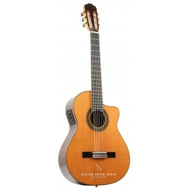 Raimundo Bossa Nova 3 Guitare Classique Electro