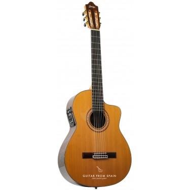 Camps CUT600 C Guitarra clasica electrificada