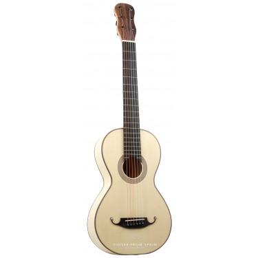 Raimundo Romantica 1800 René Lacôte mit Gitarrenkoffer