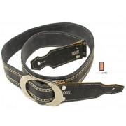 guitar strap Paco Lopez PLE-40 for acoustic and electric guitar