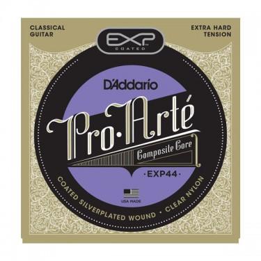 D'Addario EXP 44 Konzertgitarren Saiten Extra Hard Tension