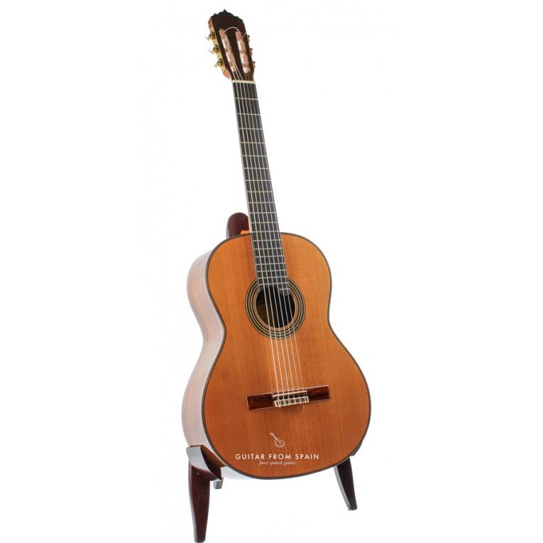 hm eg23 wooden guitar stand guitar from spain. Black Bedroom Furniture Sets. Home Design Ideas