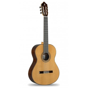 Alhambra 9P LH Guitarra Clásica de zurdos