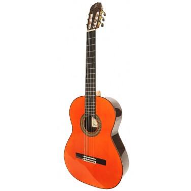 Raimundo 126 LH Palosanto guitare flamenco gaucher