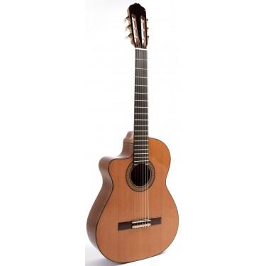 Raimundo 610E LH Linkshänder Elektro Klassische Gitarre