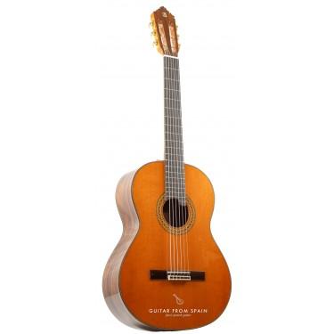 Alhambra Premier Pro Exotico Guitare classique
