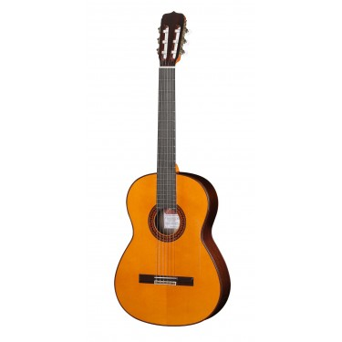 Ramirez ESTUDIO FLAMENCO NEGRA. Guitarra Flamenca