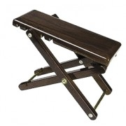 Cibeles C800.225W DB wooden foot rest for guitarists