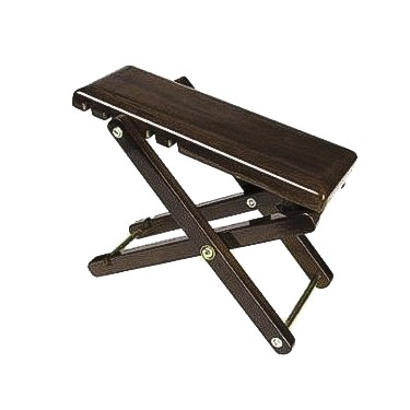 Cibeles C800.225W DB wooden foot rest for guitarists