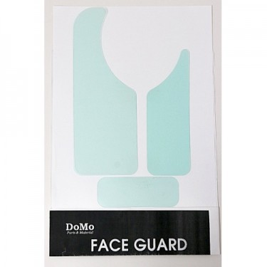 DOMO Face Guard PickGuard Transparent Amovible 3 pièces