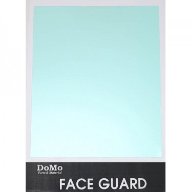 DOMO Face Guard Golpeador transparente amovible 1 pieza