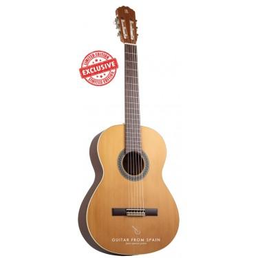 Alhambra 1C SATIN LH Guitare Classique Gaucher