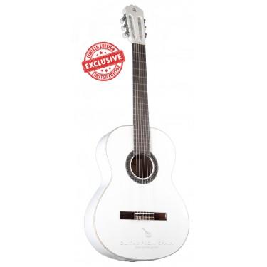 Alhambra 1C WHITE Classical Guitar