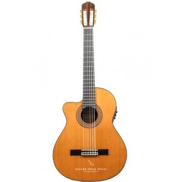 Raimundo 660E LH Guitarra Electro Clásica de zurdos