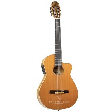 Raimundo 633E Thin Body Elektro Klassische Gitarre