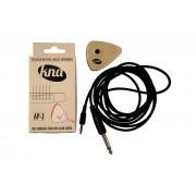 Kremona KNA AP-2 Pastilla piezoeléctrica portátil con control de volumen