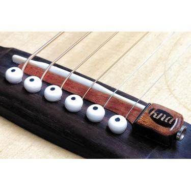 KNA SG-1 Micro piézo-électrique pour guitare acoustique