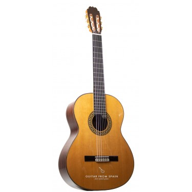 Alhambra Luthier India Montcabrer Konzertgitarre