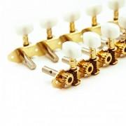 Clavijero de Bandurria y Laud Alhambra 9498 Golden Van Gent