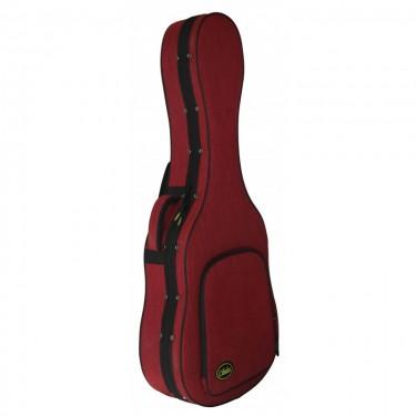 Cibeles C140.300-13 RED Styropor Klassische GitarrenKoffer