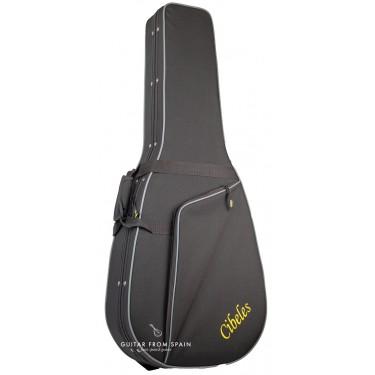 Cibeles C140.302W étui de guitare acoustique Styrofoam