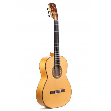 Prudencio SAEZ PAREDES S.P. Flamenco Guitar
